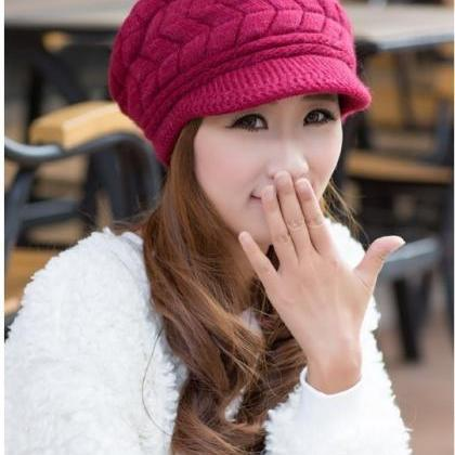 Free Shipping Cute Winter Hat Knit ..