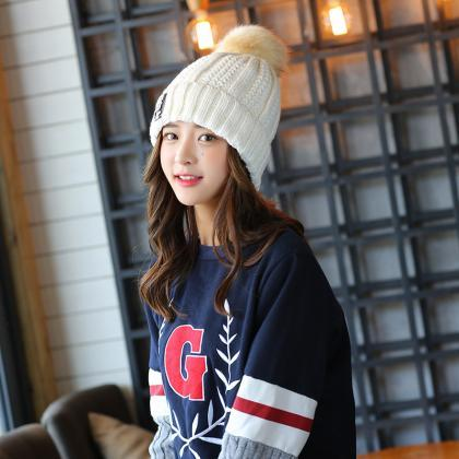 Free Shipping Super Cute Hat Knit C..