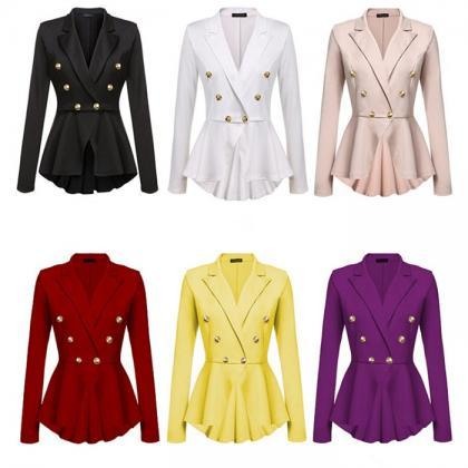 Women Formal Office Tops (8 Colors..