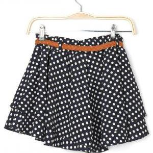 Brand New Polka Dots Shorts With Be..