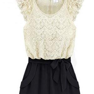 Fashion And Romantic Lace Pattern P..