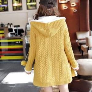 High Qualiy Long Style Warm Sweater..