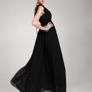 Captivating Open Back Sleeveless Bl..