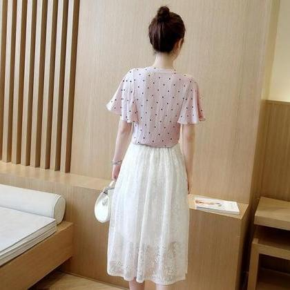 Hot Sale Lace Woman Skirt