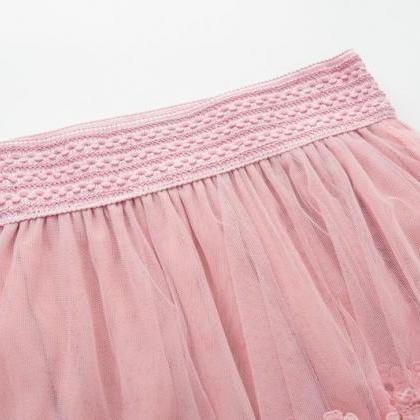 Fashion Cake Style Skirt for Summer..