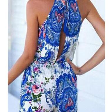 Free shipping Ethnic Cutout Back Sl..