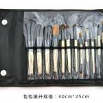 High Quality Makeup brush set color..