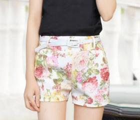 Fashion Floral Short..