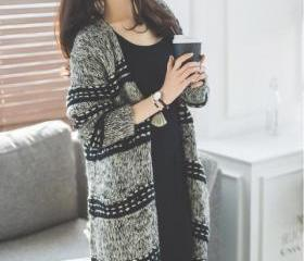Women Cardigan Sweat..