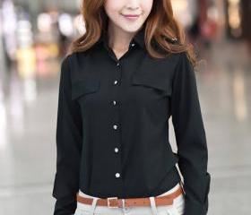 Black Button Down Co..