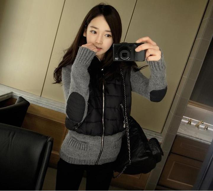 High Quality Hooded Collar Loose Sweater