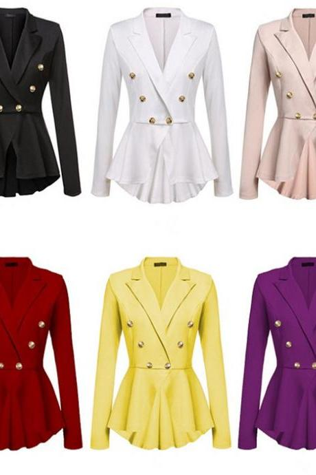Women Formal Office Tops (8 Colors)