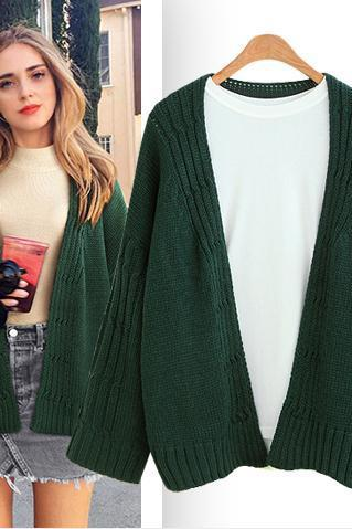 2016 Sweater Cardigan